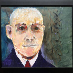 Oil 14x12.5 with 1.25 frame $500 For more information: 340-777-3060 mangotango3000@gmail.com